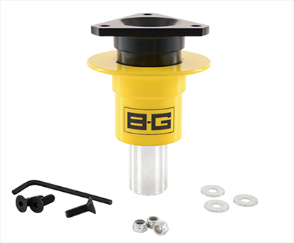 B-G Racing Quick Release – 3 Point Weld On