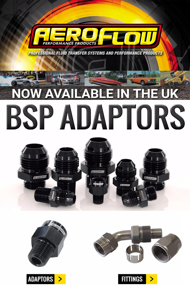 Aeroflow Performance BSP Adaptors