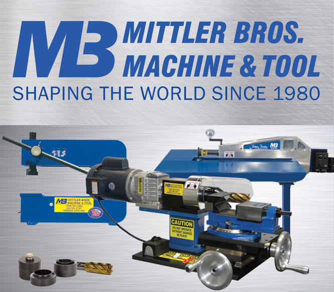 We have joined forces with Mittler Bros.