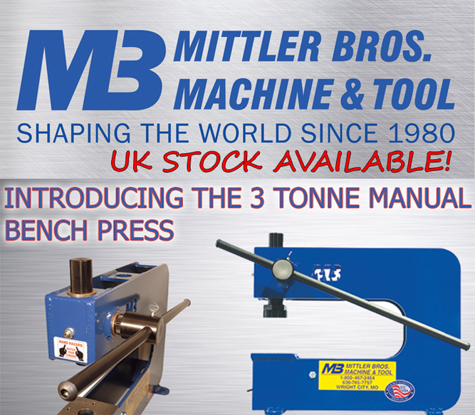 Introducing Mittler Bros. Bench Press