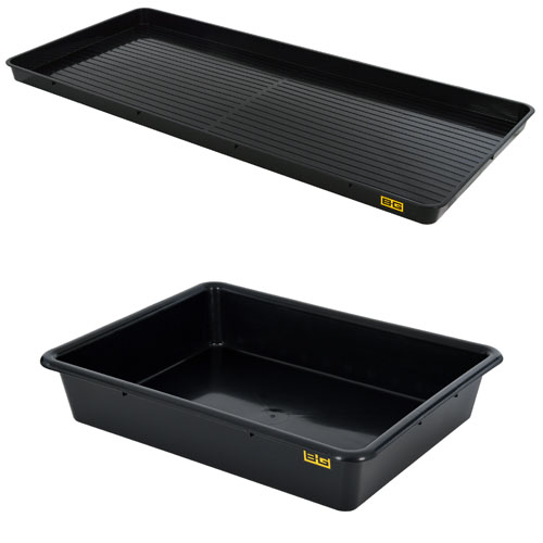 Fluid Spill Trays