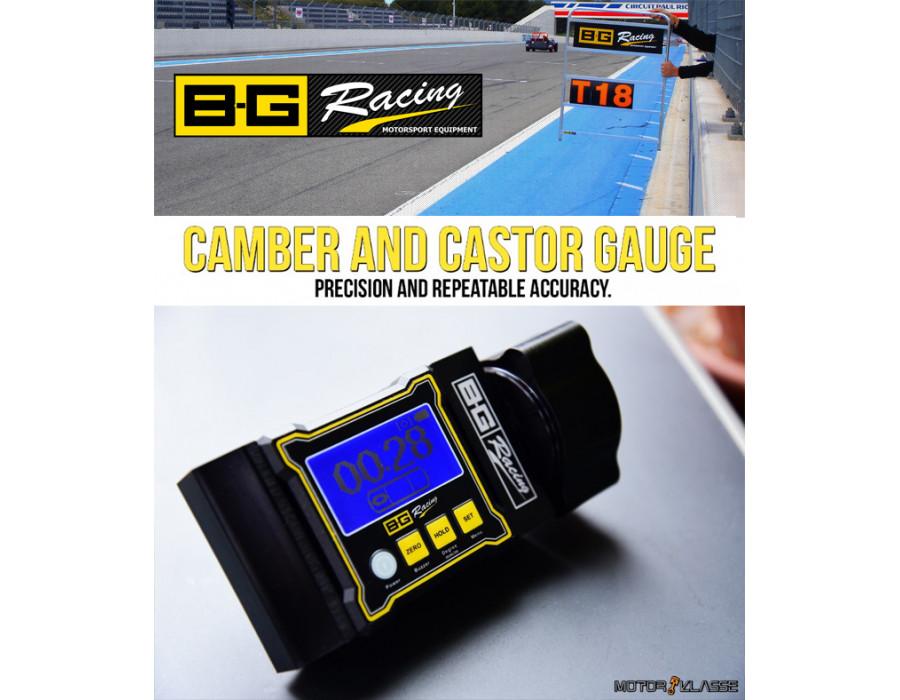 Camber and Castor Digital Gauge