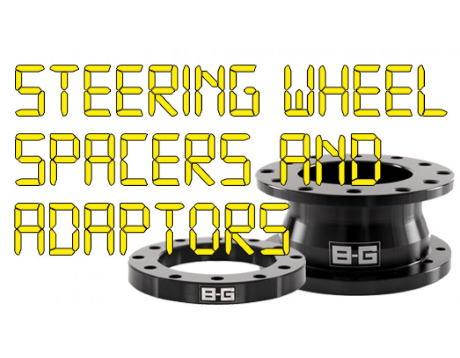 B-G Racing Spacers And Adaptors