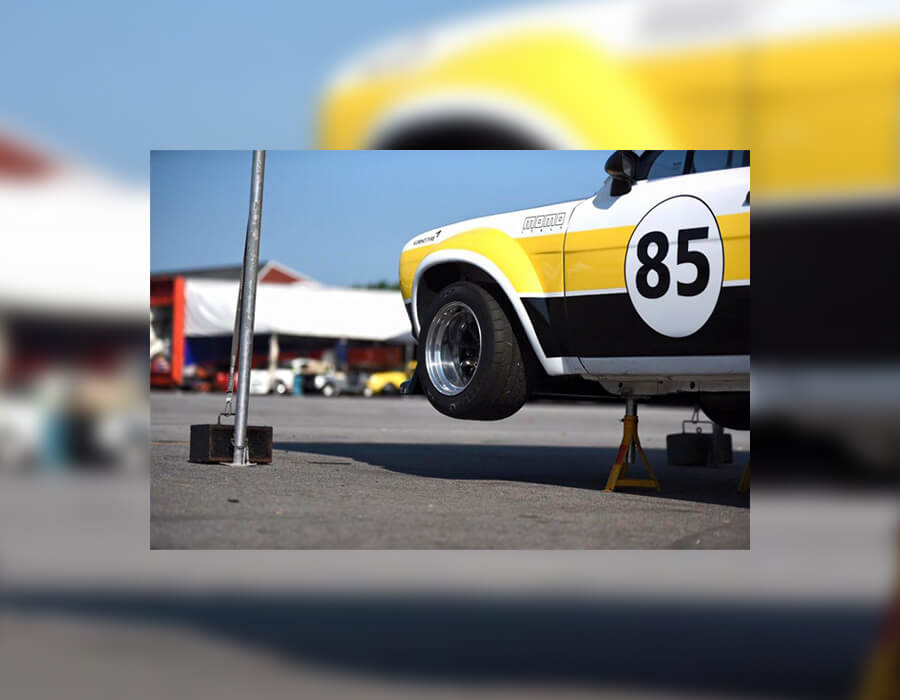 Success at Virginia International Raceway for B-G Racing
