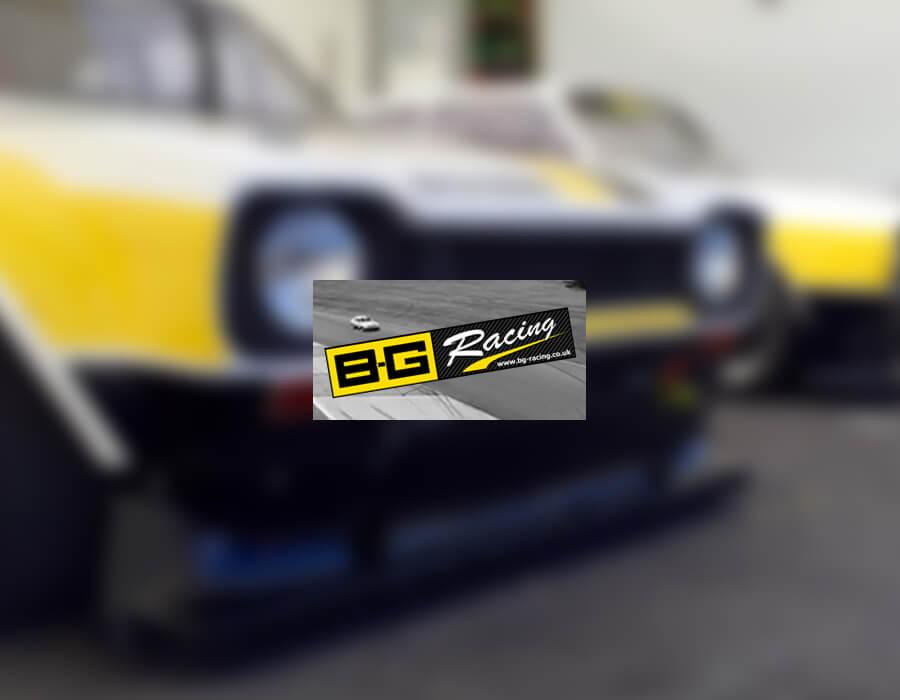 B-G Racing - Flying round VIR at 9500rpm!!