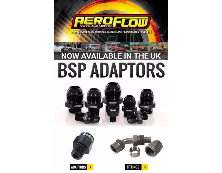 Aeroflow Performance BSP Adaptors