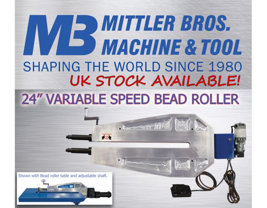 Mittler Bros. Bead Roller