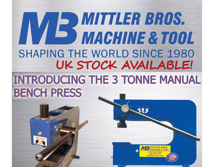 Introducing Mittler Bros. Bench Press