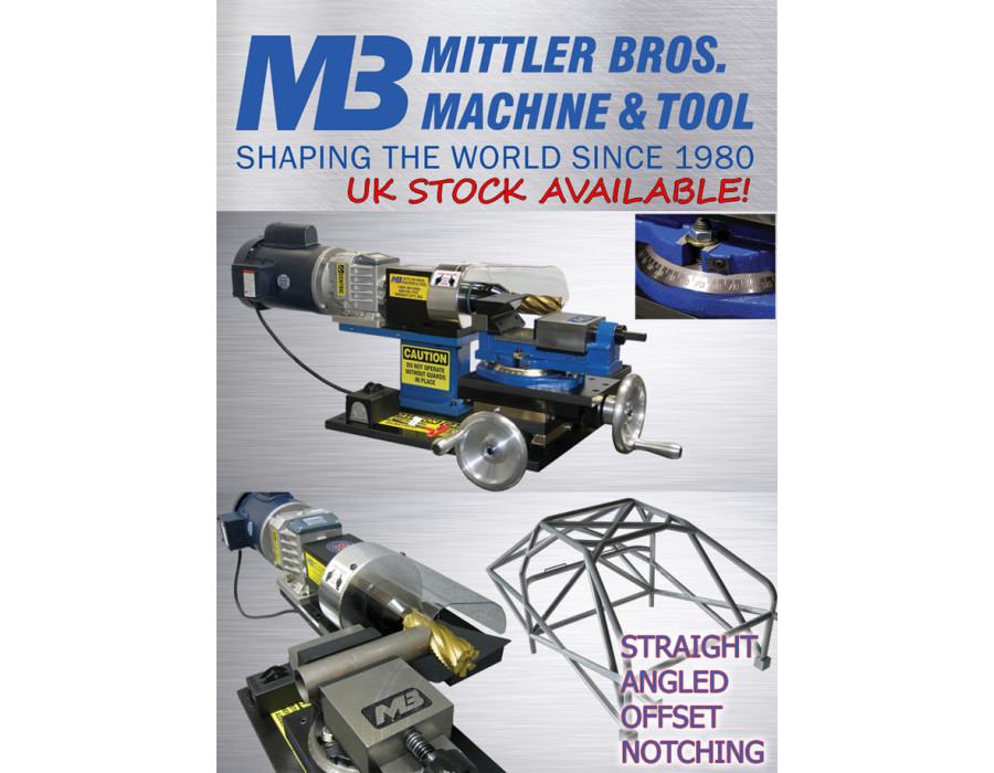 Mittler Bros. Ultimate Tube Notcher