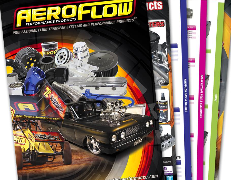 Brand new Aeroflow Performance 7th edition catalogue now available