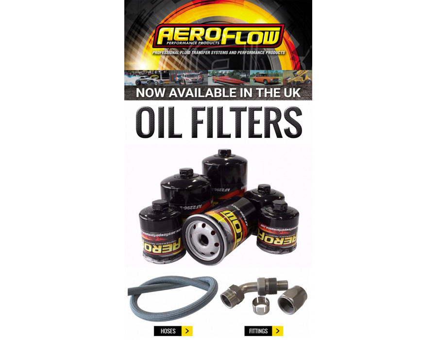 Aeroflow Performance Oil Filters