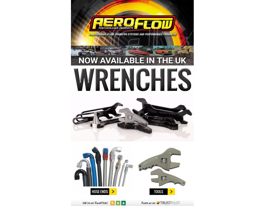 Aeroflow Wrenches