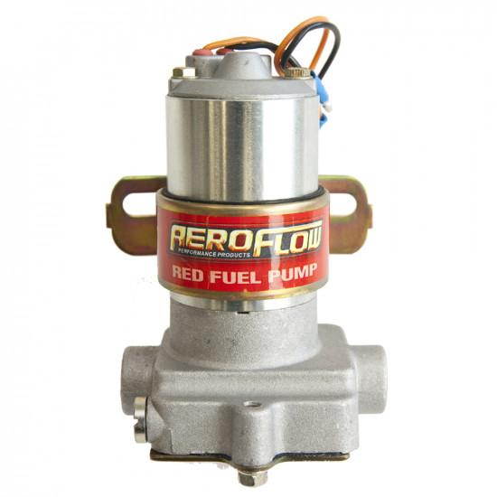Aeroflow External 7 PSI 97GPH Red Electric Fuel Pump Carburettor