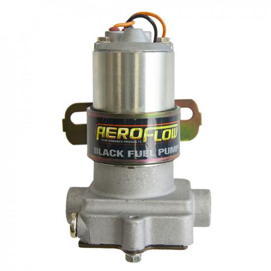 Aeroflow External 14 PSI 140GPH Black Electric Fuel Pump Carburettor