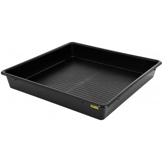 B-G Fluid Spill / Drip Tray - 80cm x 80cm x 12cm
