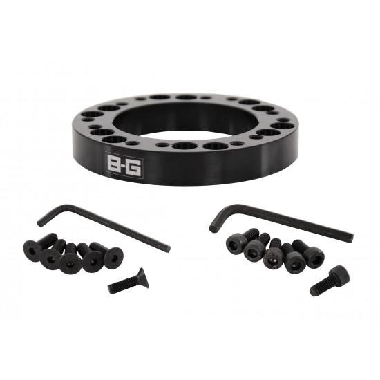 B-G Racing - 12.5mm Steering Wheel Spacer Adaptor 6x70mm / 6x74mm PCD