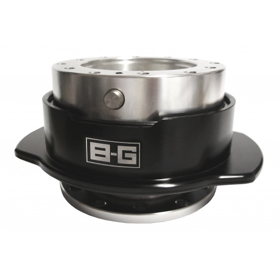 B-G Steering Wheel Quick Release System