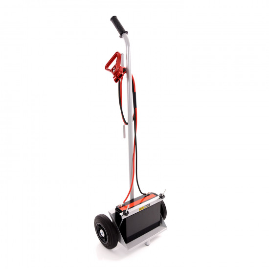 B-G Racing - Battery Trolley single tray - Powder Coated