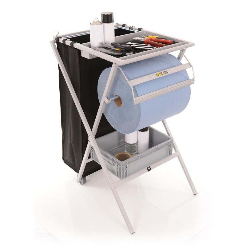 B-G Racing - Folding Utility Work Station - Powder Coated