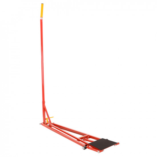 B-G Racing - Quick Lift Jack - Track Saloon Car with Safety Lock (Red)