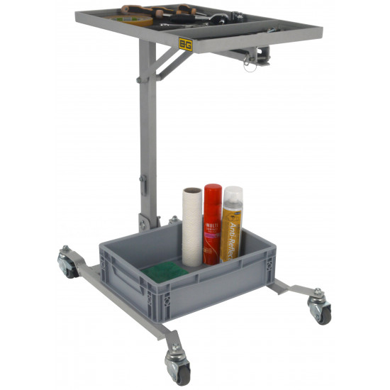B-G - Folding Mobile Work Stand