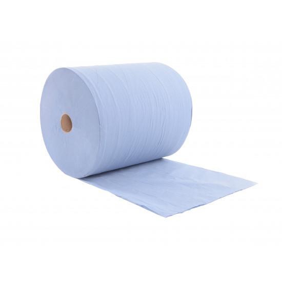 B-G Racing - Blue Paper Towel Roll - 3 ply