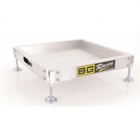 B-G Racing - Aluminium Scale Pad Levelling Trays