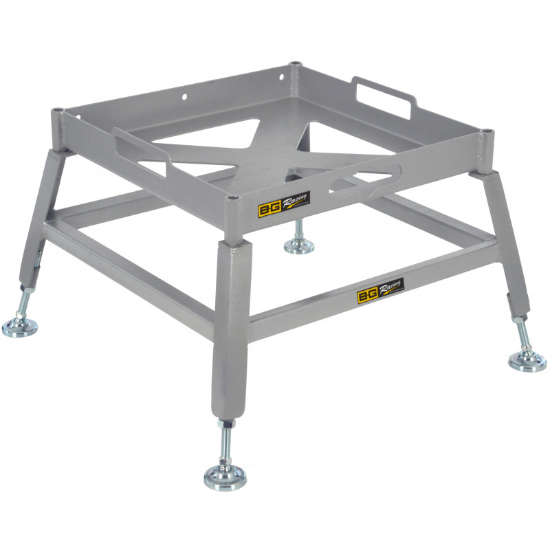 B-G Racing - Levelling Trays with Short Leg Extensions Kit (Set of 4)