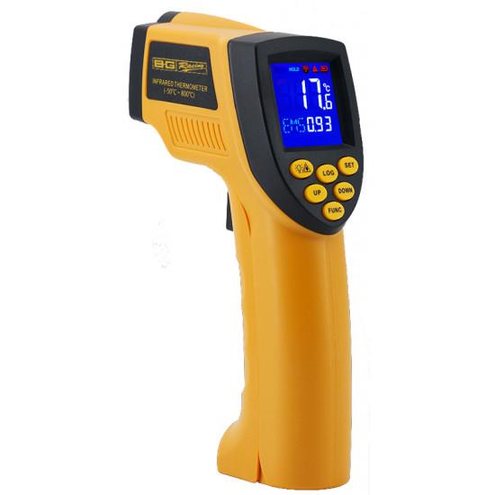 B-G Racing - Infrared Thermometer Gun -50c to 800c