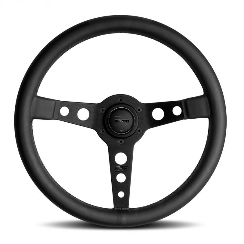 MOMO Prototipo Black Edition steering wheel