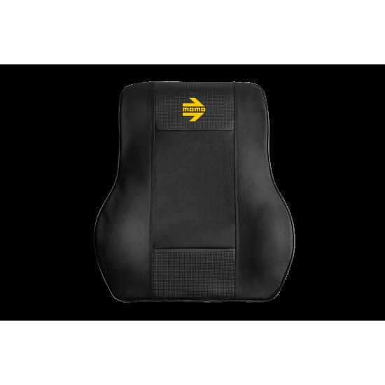 MOMO Universal Car Seat Lumbar Support - Ergon Carbon