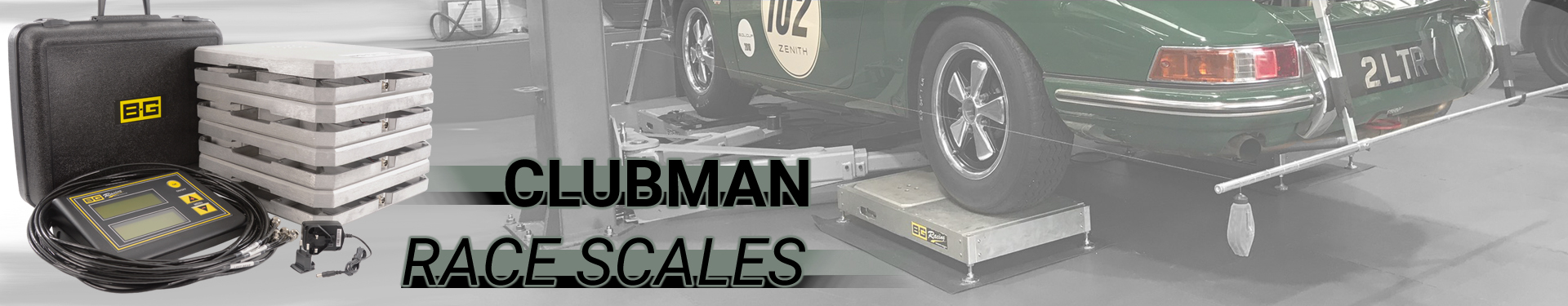 Clubman Race Scales